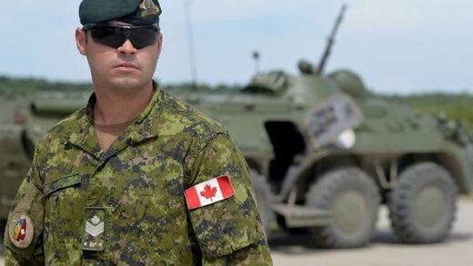 army, Canada