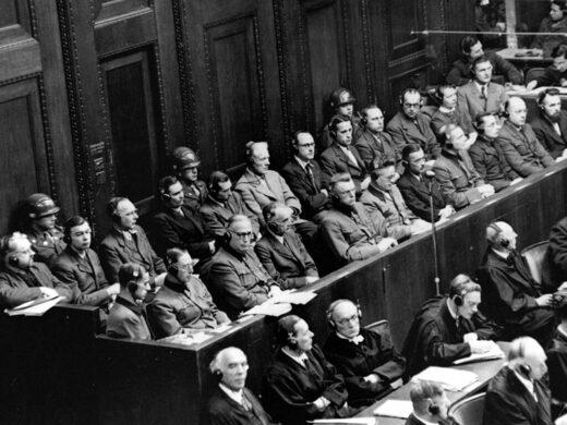 Le procès des médecins, Nuremberg, 1946-1947