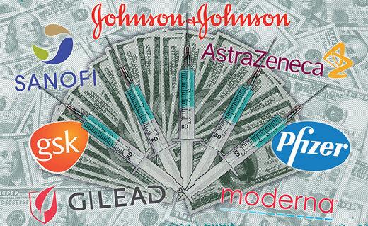 Big Pharma Covid bénéfices