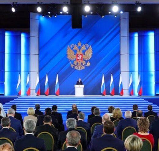 Poutine discours