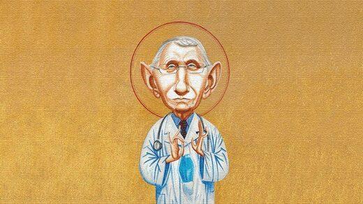 Saint Anthony Fauci