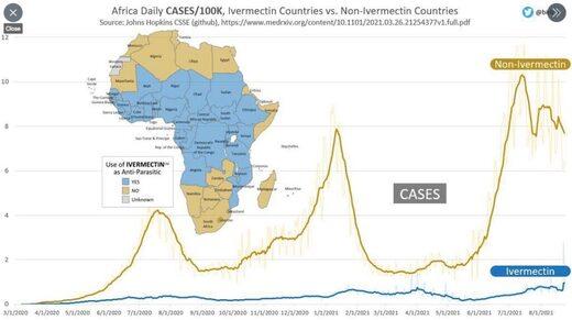 afrique ivermectine