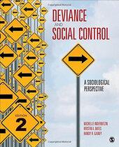 Déviance et contrôle social