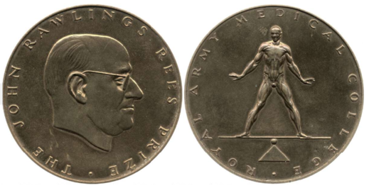 Monnaie John Rawlings Rees