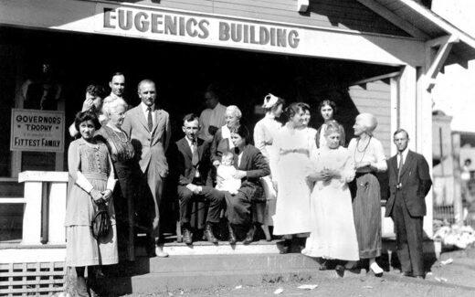 Photo Concours de la famille eugénique dans le Kansas