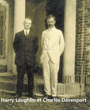 Harry Laughlin et Charles Davenport