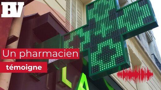 pharmacien témoigne