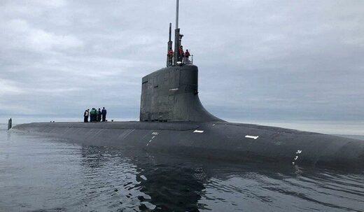 sous-marin USA