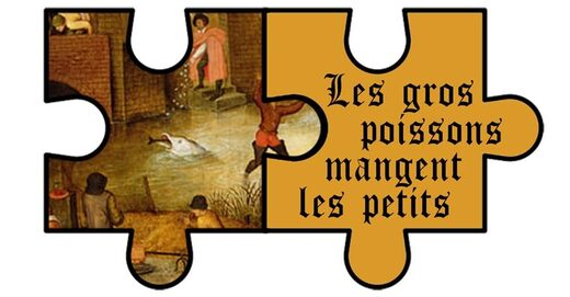 Pieter Brueghel LAncien The Flemish Proverbs