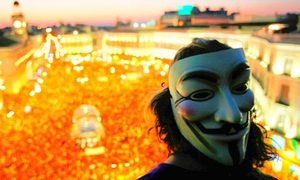 Vendetta Guy Fawkes