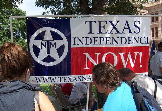Demonstration Texas