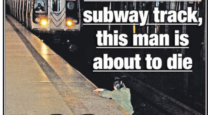 New York Post : la photo qui fait scandale