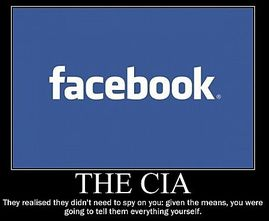 Facebook the CIA