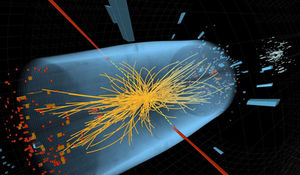 Illustration Boson de Higgs