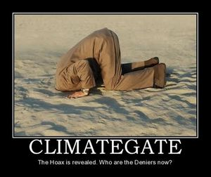 Climategate, the hoax