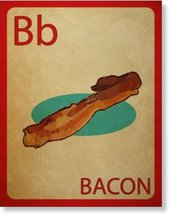 Bacon illustration