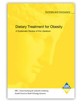 Dietary Treatment for Obesity cover book