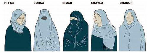 La loi fran aise sur la burqa devant la cour de strasbourg - La loi sur le port du voile en france ...