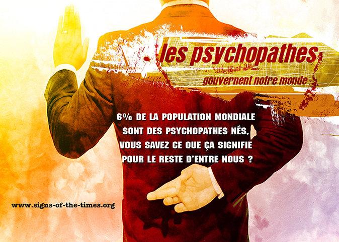 Psychopathes datant en ligne