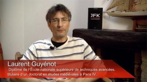 Entretien avec Laurent Guyénot - John F. Kennedy et l'État profond ...
