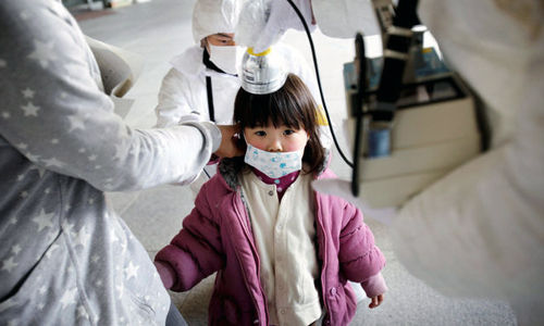 child, Fukushima